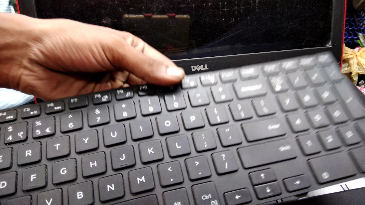 INS15MD-1828T New Keyboard Skin Cover Protector for Dell Inspiron 15-5000 laptop