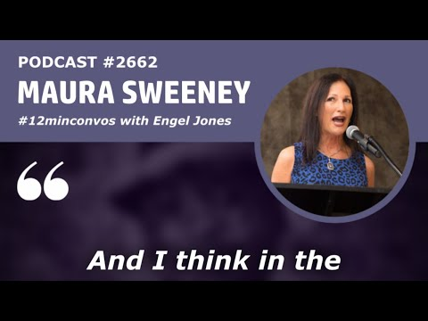 """Maura Sweeney Has Transformed Her Own Mantra Of """"Living Happy – Inside Out""""  /Ep2662"""