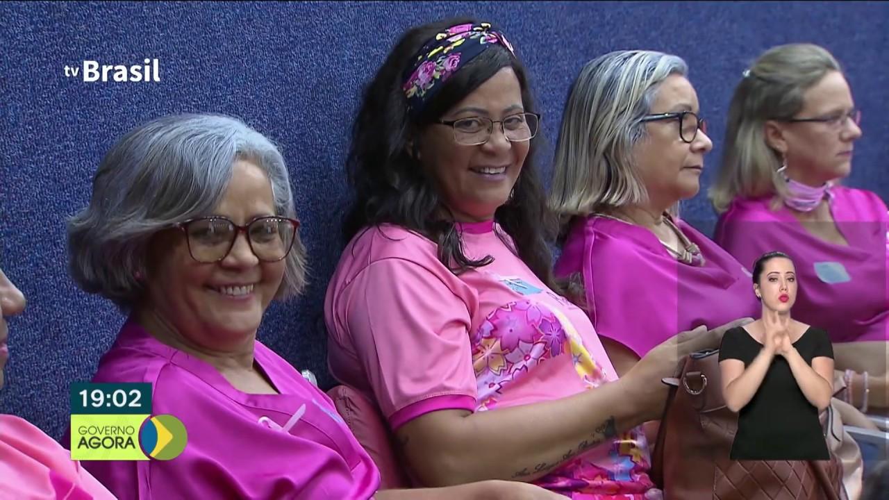 Outubro Rosa mês dedicado a prevenção do câncer de mama