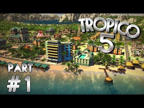 The Colon Dynasty (Tropico 5 Gameplay | Part 1)