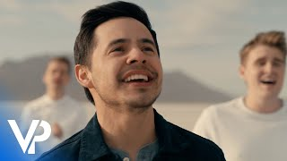 What a Beautiful Nąme - Hillsong Worship | BYU Vocal Point ft. David Archuleta