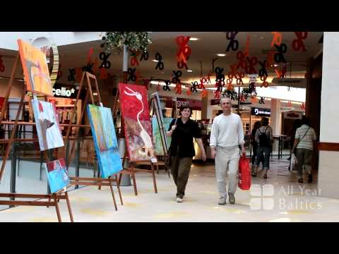 Shopping in Vilnius, Lithuania - Travel Guide