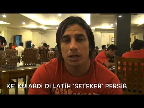 Asisten Pelatih Baru PERSIB 2018 Fernando SOLER Ngabodor Subtitle Bahasa Sunda