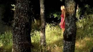 erotic film. met art blonde forest