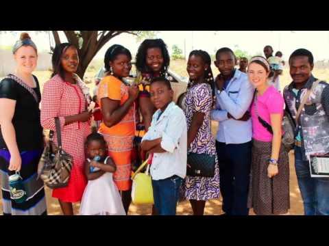 Churches in Tete, Mozambique