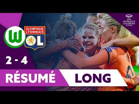 Résumé Wolfsburg / OL UWCL | Olympique Lyonnais