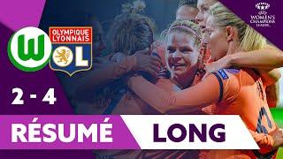 Résumé Long Wolfsburg / OL UWCL | Olympique Lyonnais