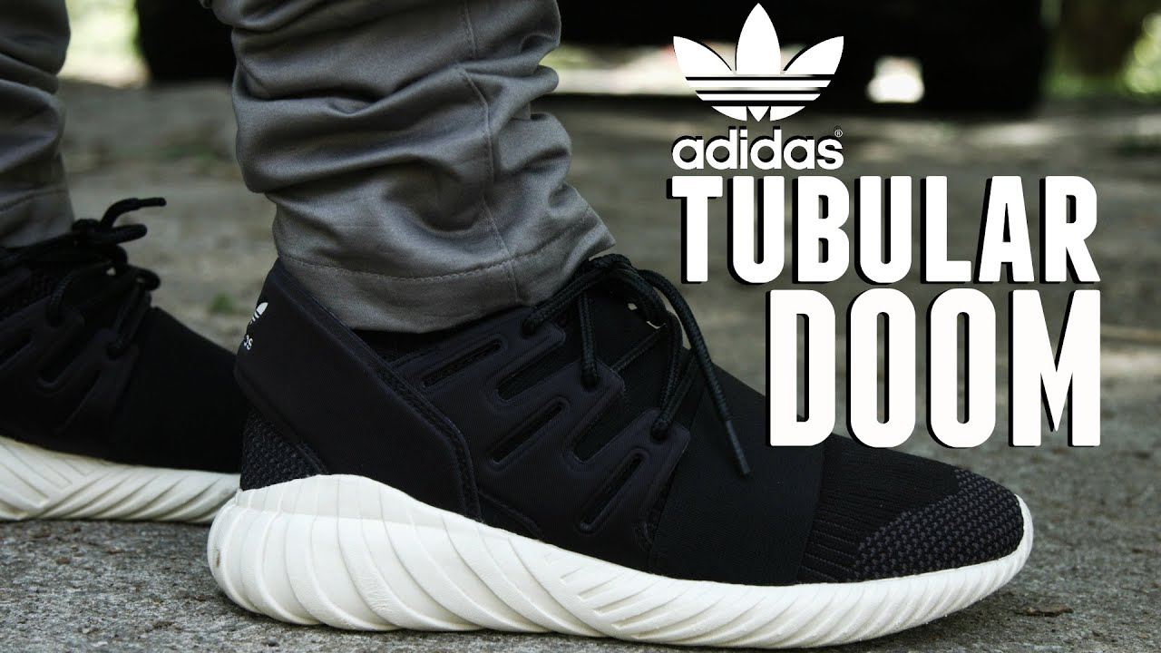 Tubular Doom Primeknit Shoes adidas.gr