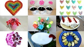 TOP 10 HOMEMADE VALENTINES DAY IDEAS & RECIPES