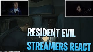 Shroud & Sodapoppin Play New Resident Evil | Streamers React - Resident Evil Clips & Highlights