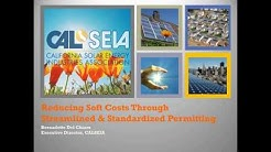 Streamlining Residential Solar Permitting at the Municipal Level: Lessons from CA (2.20.2015)