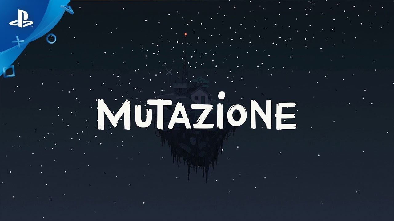 Mutazione - Announcement Trailer | PS4