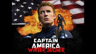 CAPTAIN AMERICA WINTER SOLDIER - VHS TRAILER (2014)