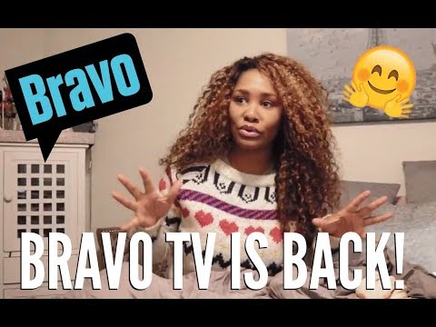Weekly Vlog: Bravo is finally back in Business!