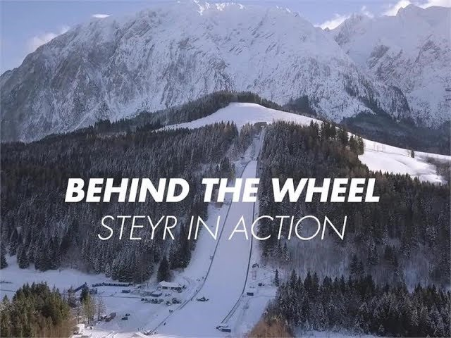 Behind the Wheel: STEYR in Action