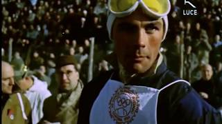 Toni Sailer Giant Slalom 1956 Cortina d'Ampezzo Winter Olympic Games: Men's Giant Slalom