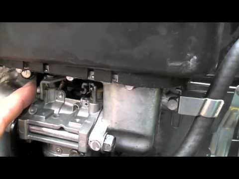 John Deere 160 Lawn Tractor