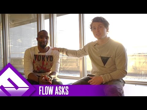 Sébastien Foucan  Flow Asks