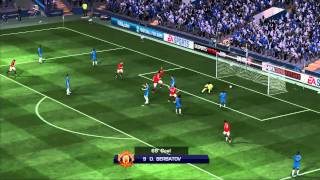 FIFA 11 Game of The Week Chelsea Vs. Manchester United - Electronic Arts