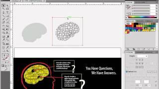 Cool Image Distort in Illustrator Using an Envelope Distort