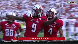 Texas Tech Football vs. Houston: Highlights | 2018