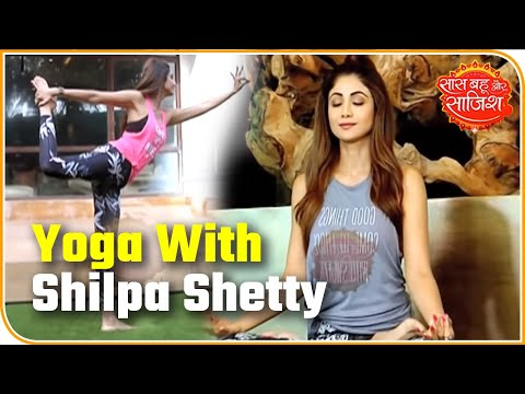 Shilpa Shetty Expresses Her Love For Yoga On International Yoga Day Mp3