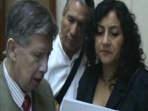 Prensa Gráfica Callejera: Elena Varela, demanda al estado de chile.