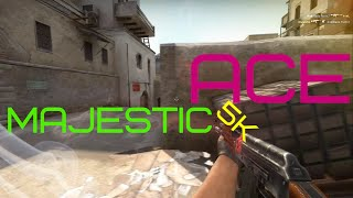 CS:GO - Majestic Eco ace