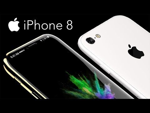 Thumbnail: Apple iPhone 8 LEAKS & NEW FEATURES!