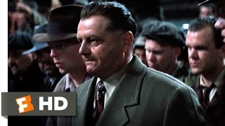Hoffa (2/5) Movie CLIP - Labor Riot (1992) HD