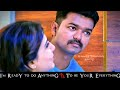 Bayapada Venam Di + Azhage Azhage Mixed    Vijay &  Samantha    Theri + Mersal version