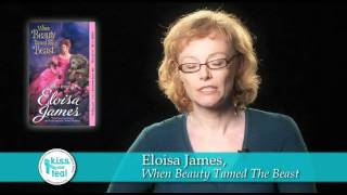 Avon Author ELOISA JAMES Urges Women to K.I.S.S. and Teal for Ovarian Cancer Awareness