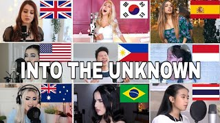 Download Who Sang It Better : Into The Unknown - FROZEN 2(us,uk,australia,brazil,spain,thailand,south korea) Mp3 and Videos