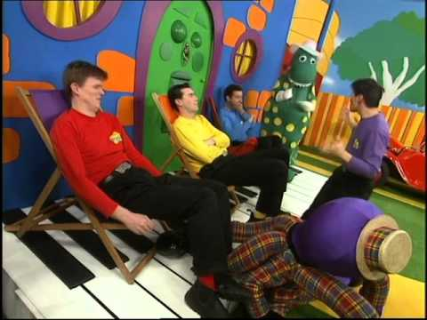 The Wiggles - Jeff The Mechanic (Full Episode)