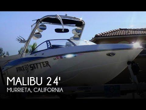 [SOLD] Used 2012 Malibu 247 Wakesetter LSV in Murrieta, California