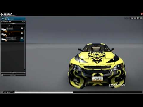 APB: All Points Bulletin Car Design + new car parts