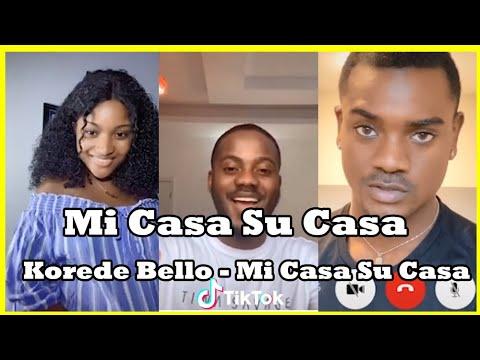 Download Mi Casa Su Casa Korede Bello   #micasachallenge TikTok 🎪   TikTok Nigeria 🇳🇬