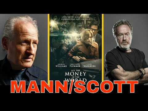 Michael Mann interviews Ridley Scott: All The Money In The World