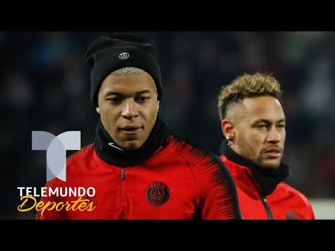 Los millones que perdió el PSG a pesar de Neymar y Mbappé | Telemundo Deportes