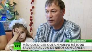 Nueva esperanza para los niños enfermos de leucemia