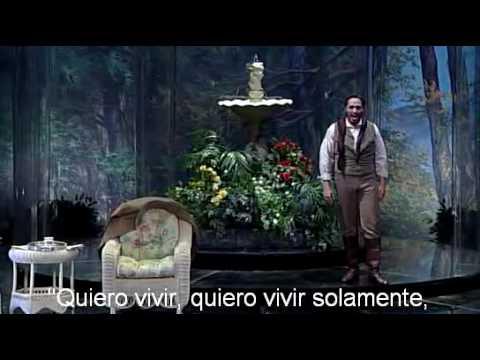 Lunge Da Lei. De' Miei Bollenti Spiriti - La Traviata - Scott Piper