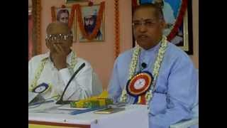 Homoeo Conference 2015: INAUGAURATION Sri BRK Raju, Master KPK