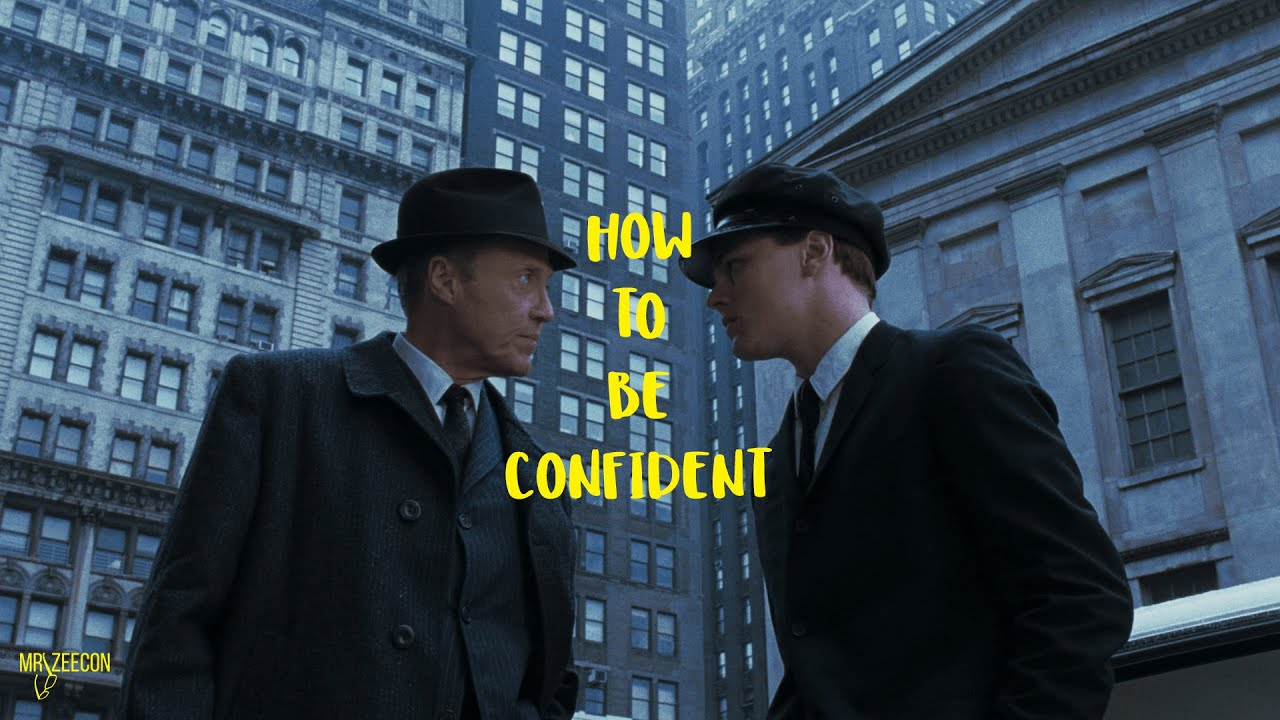 the confidence of frank abagnale from the film catch me if you can the confidence of frank abagnale from the film catch me if you can video essay