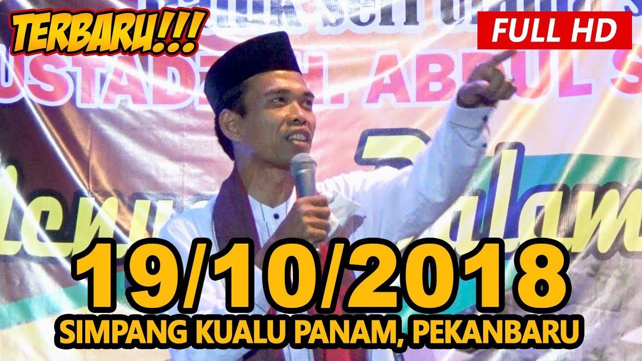 Ceramah Terbaru Ustadz Abdul Somad Lc, MA - Simpang Kualu ...