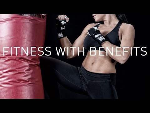 Fitness With Benefits - Tiger Schulmann's