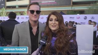 Halsey & Meghan Trainor Kesha Support at the Billboard Music Awards 2016 Red Carpet