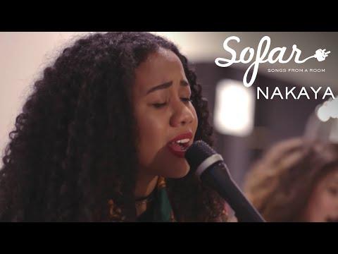 NAKAYA - Love Song | Sofar NYC