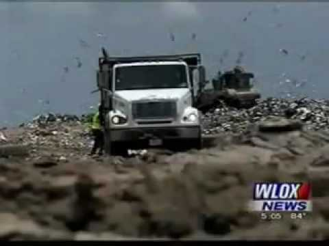 BP Dumping Oil Waste in Mississippi Landfill Despite Objections of County Leaders