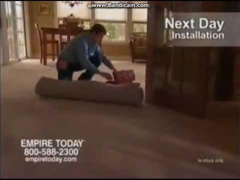 Empire Today Deep Discount Event Carpet Commercial 30