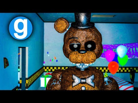 The Joy Of Creation PILL PACK HIDE AND SEEK #2! Five Nights At Freddy's Garry's Mod